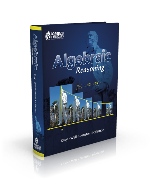 Algebraic Reasoning Textbook for Texas