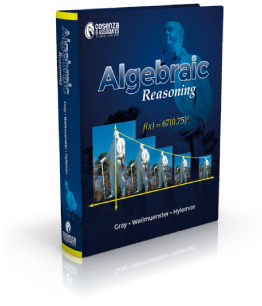 Algebraic Reasoning Textbook for Texas
