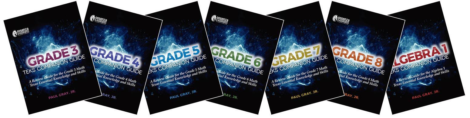 TEKS Companion Guide K 12 Mathematics Resources Cosenza