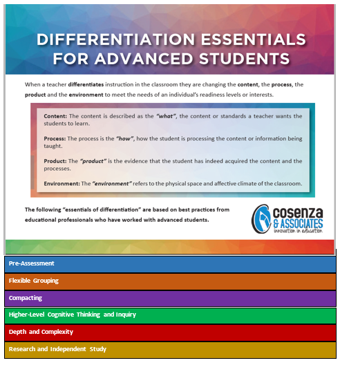 Advanced Academics Resources K 12 Mathematics Resourcescosenza