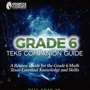 6th grade TEKS math study