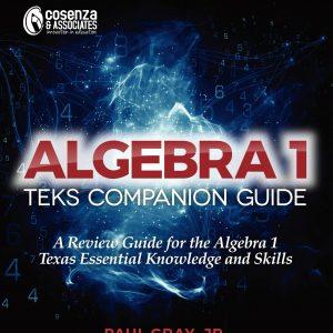 algebra 1 teks companion math study guide